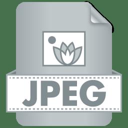 JPEG of JPG icoon