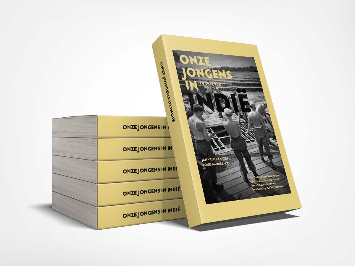 Onze jongens in Indië | boek