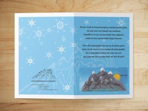 Winterpakket Buurtvereniging Achterberg