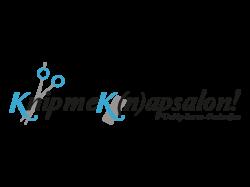 KnipmeKnapsalon logo